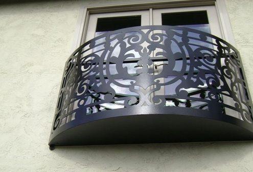 "alt=""lazer kesim balkon korkulugu, balkon korkuluk, lazer kesim"""